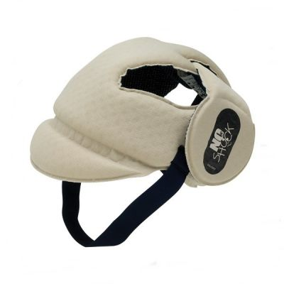 ok baby Ok Baby No Shock бежевый (38070003) Защитный шлем