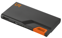 TRUST URBAN REVOLT Power Bank 3000T black/orange