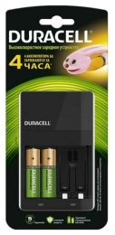 Duracell CEF14 + 2AA1300 + 2AAА750