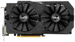 ASUS GeForce GTX1050TI 4GB DDR5 Gaming Strix OC (STRIX-GTX1050TI-O4G-G)