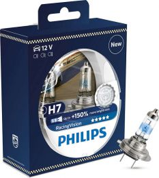 Philips H7 RACING VISION (12972RVS2)