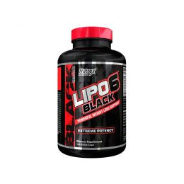 Nutrex Research Lipo-6 Black PowerFULL Extreme Potency 120 liqui caps (857268005533)