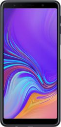 Samsung Galaxy A7 2018 4/64GB Black (SM-A750FZKU)